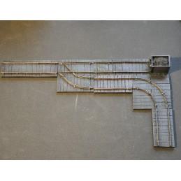 Set rails
