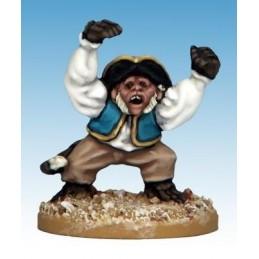 OTSSMonkey - Singe pirate
