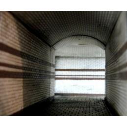 couloir de métro 10cm