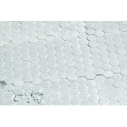 23401 Pavés hexagonaux