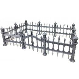 Enceinte/clôture de cimetière