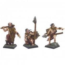Guerriers préhistoriques