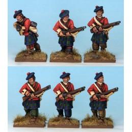 MT0005 - Infanterie légère...