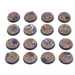 Bases rondes de 32mm (16)