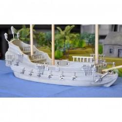 Flotte 3 bateaux
