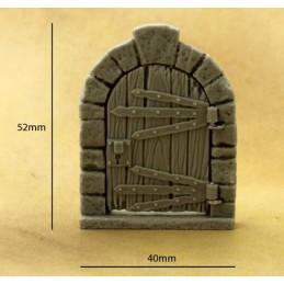 Portes de donjon (4)
