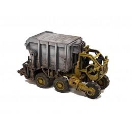 Camion benne à ordure Humpt1