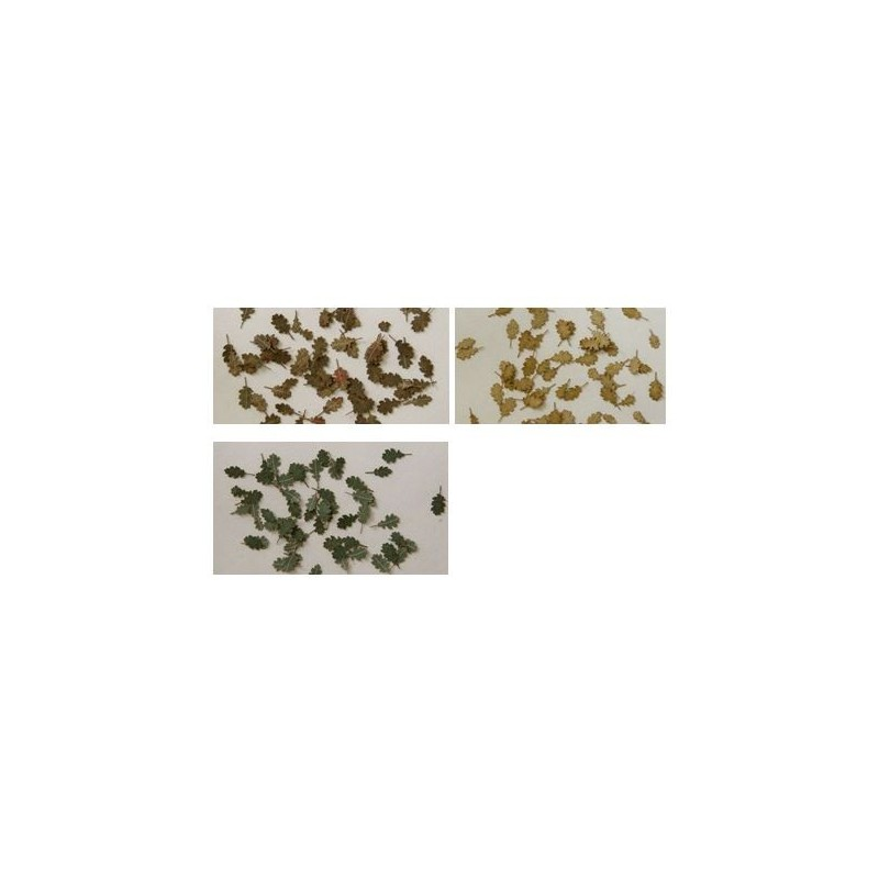 L4502 Feuilles de chêne mixtes