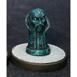 Statue de méchant galactique