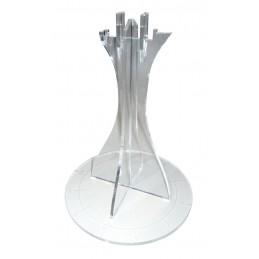 Base acrylique pour aéronef