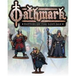 OAK116 - Roi elfe, magicien...