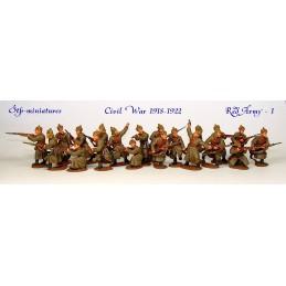 RA-01 Escouade d'Infanterie...