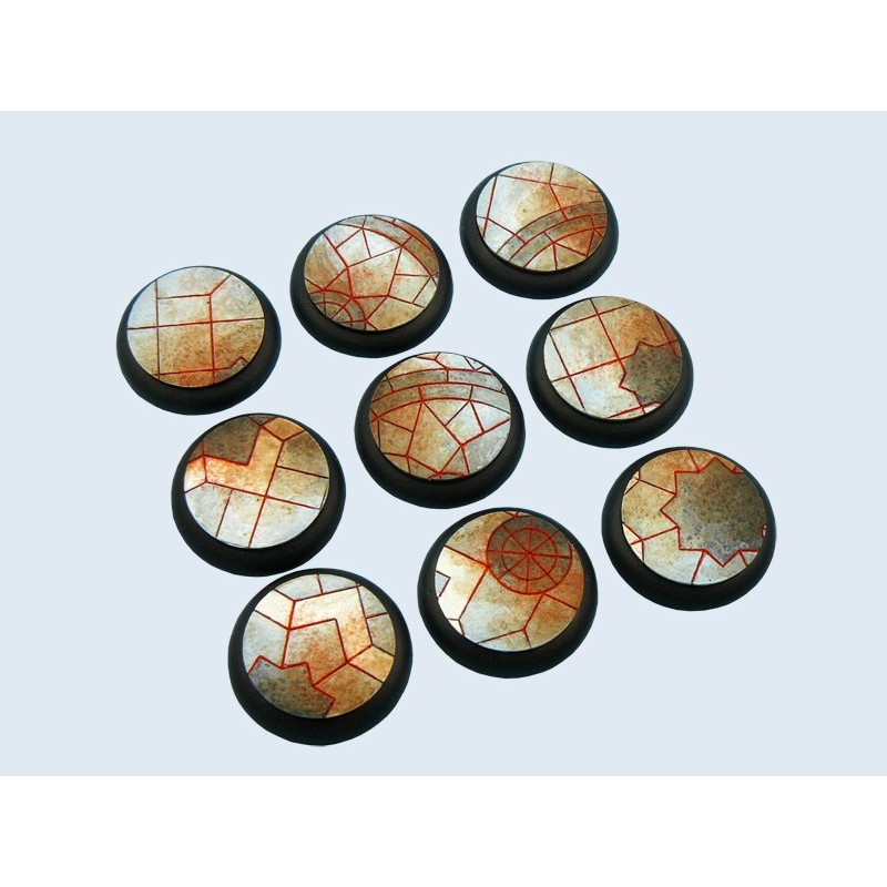 Bases rondes de 30mm