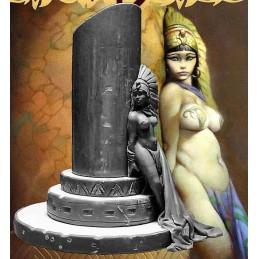 Reine égyptienne