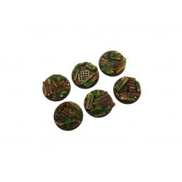 Bases rondes de 40mm (2)