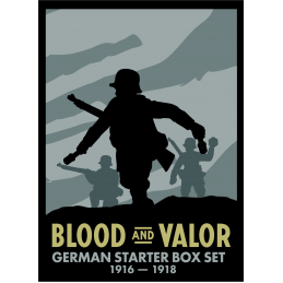 Starter Allemands 1916-18