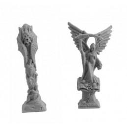 77723 Statues morbides