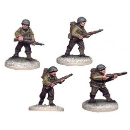 WWU001 - Soldat US avec...