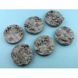 Bases rondes de 40mm