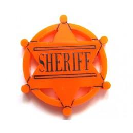 Badges de shérifs (6)