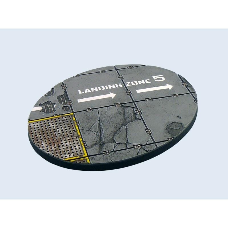 Base ronde de 120mm (ellipse)