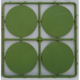B11 - Socles ronds de 60mm (4)