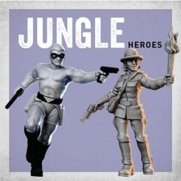 Héros dans la jungle