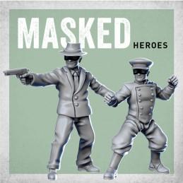 Héros masqués
