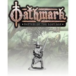 OAK502b - Champion avec épée