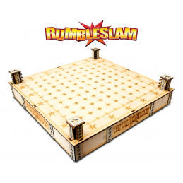 Ring de superstar RUMBLESLAM