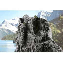 6012753 - Falaise sculptée
