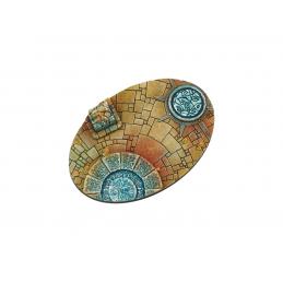 Base ovale de 105 x 70mm