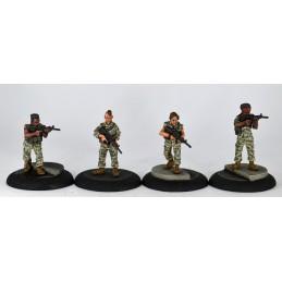 Marines/gardes nationaux II