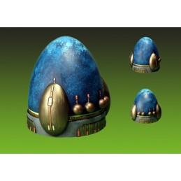 Capsule/module/Console alienne