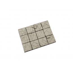 Bases de 20 x 20mm (10)