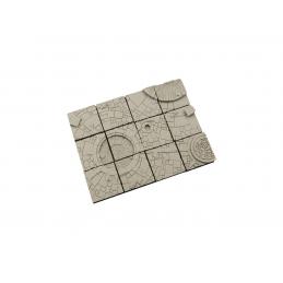 Bases de 25 x 25mm (10)