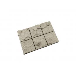 Bases de 40 x 40mm (4)