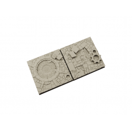 Bases de 50 x 50mm (2)