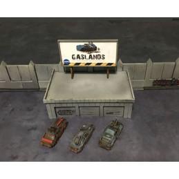 Garages et murs