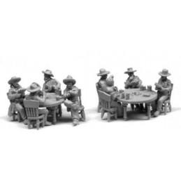 KDM-17115 Les tables de...