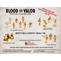 STARTER BRITANNIQUE 1916-18