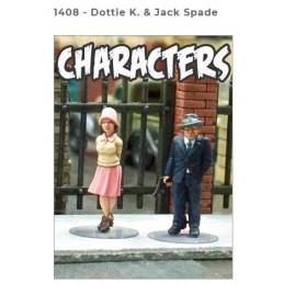 1408 - DOTTIE K. & JACK SPADE