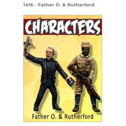 1416 - FATHER O. & RUTHERFORD