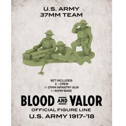 U.S. Army Equipe 37mm