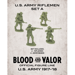 U.S. Fusiliers set A