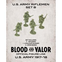 U.S. Fusiliers set B