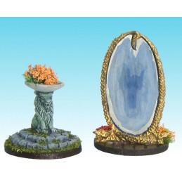 ACR124 - Miroir et fontaine
