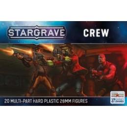 SGVP001 - équipage