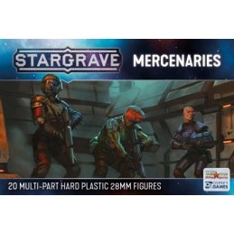 SGVP002 - Mercenaires