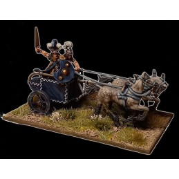 Chariot de guerre avec...